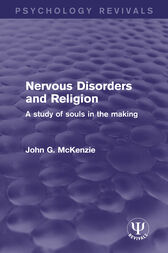 Nervous Disorders and Religion by John G. McKenzie