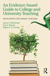An Evidence-based Guide to College and University Teaching by Aaron S. Richmond