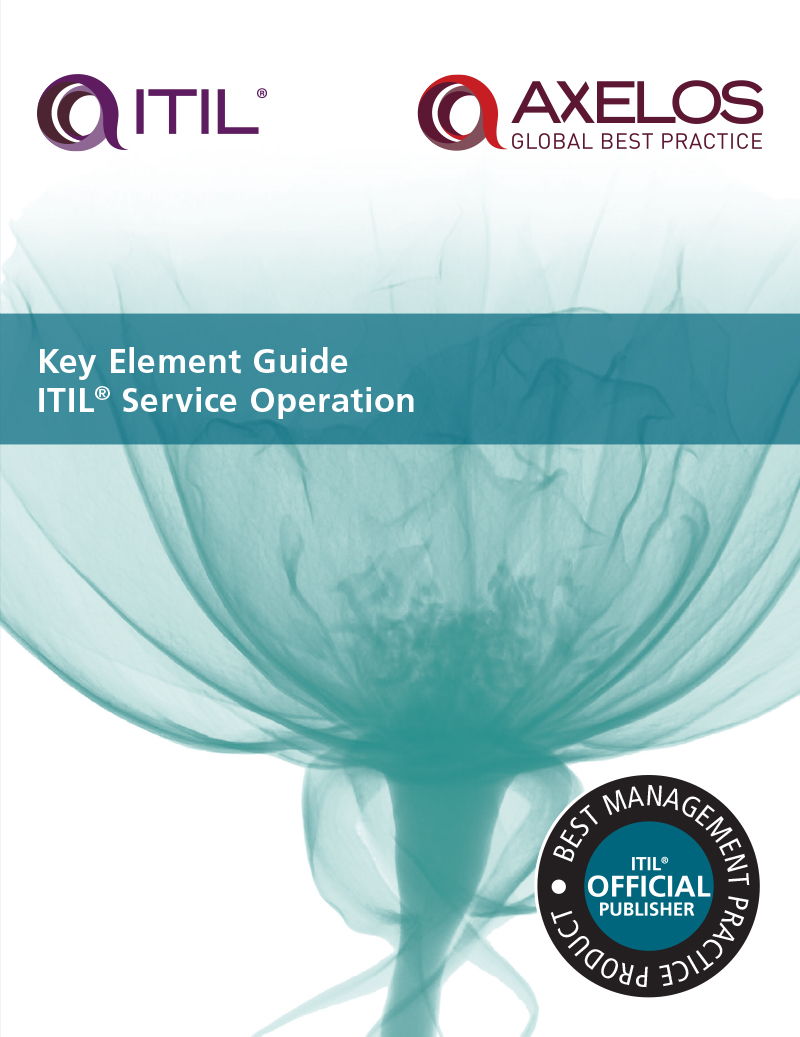 Download Ebook Key Element Guide ITIL Service Operation by AXELOS Pdf