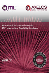 Operational Support and Analysis ITIL Intermediate Capability Handbook by itSMF UK