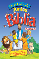 Lee y comparte juntos Biblia y Devocional by Gwen Ellis