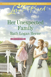 Her Unexpected Family (Mills & Boon Love Inspired) (Grace Haven, Book 2) by Ruth Logan Herne