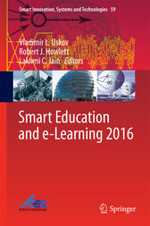 Smart Education and e-Learning 2016 by Vladimir L. Uskov
