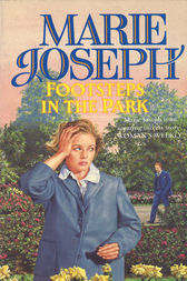 Footsteps In The Park by Marie Joseph