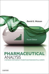 Pharmaceutical Analysis International Edition: A Textbook for Pharmacy Students and Pharmaceutical Chemists