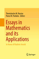 Essays in Mathematics and its Applications by Themistocles M. Rassias