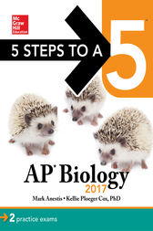 5 Steps to a 5: AP Biology 2017 by Mark Anestis