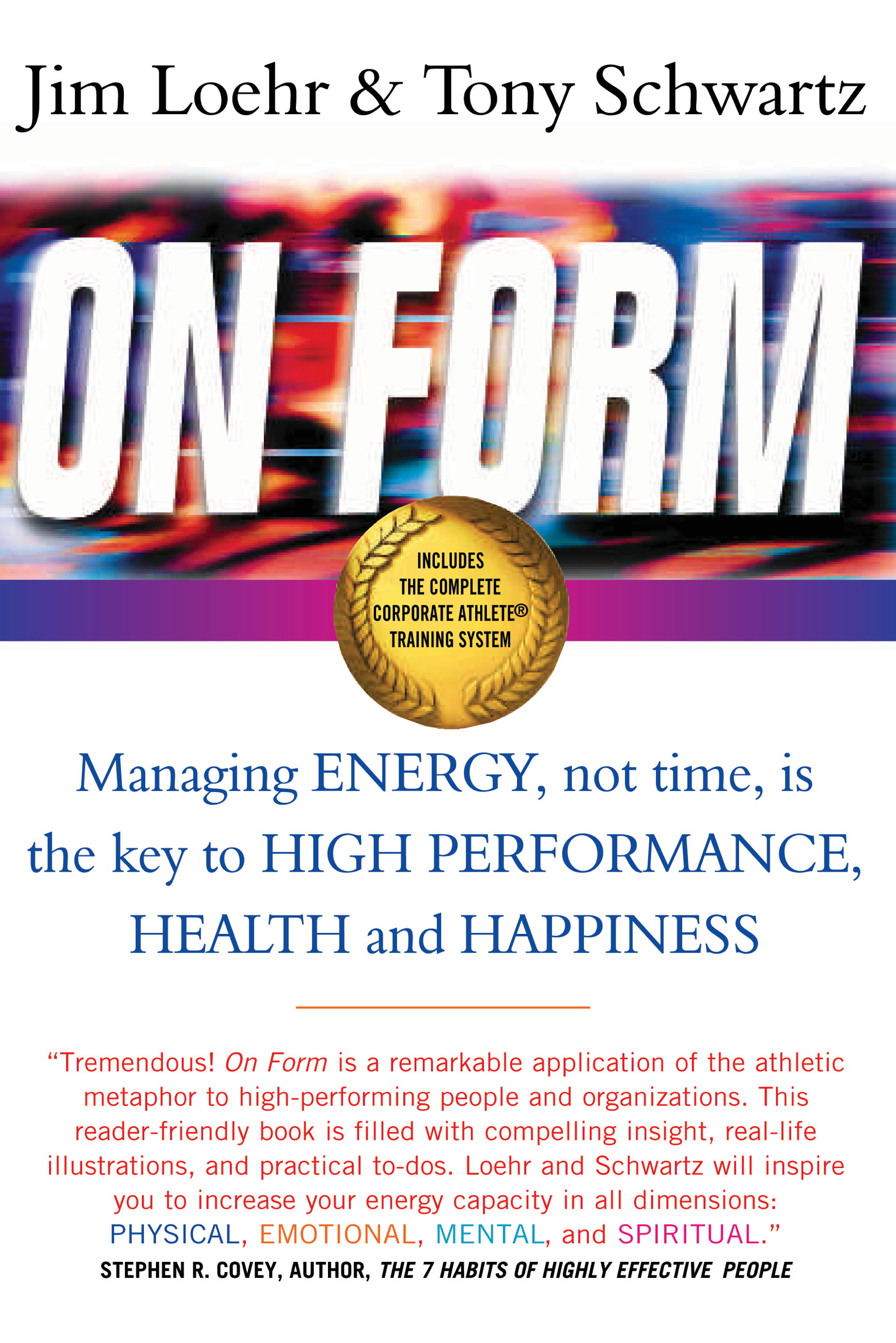 Download Ebook On Form by Jim Loehr Pdf