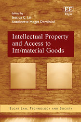 Intellectual Property and Access to Im/material Goods by Jessica C. Lai