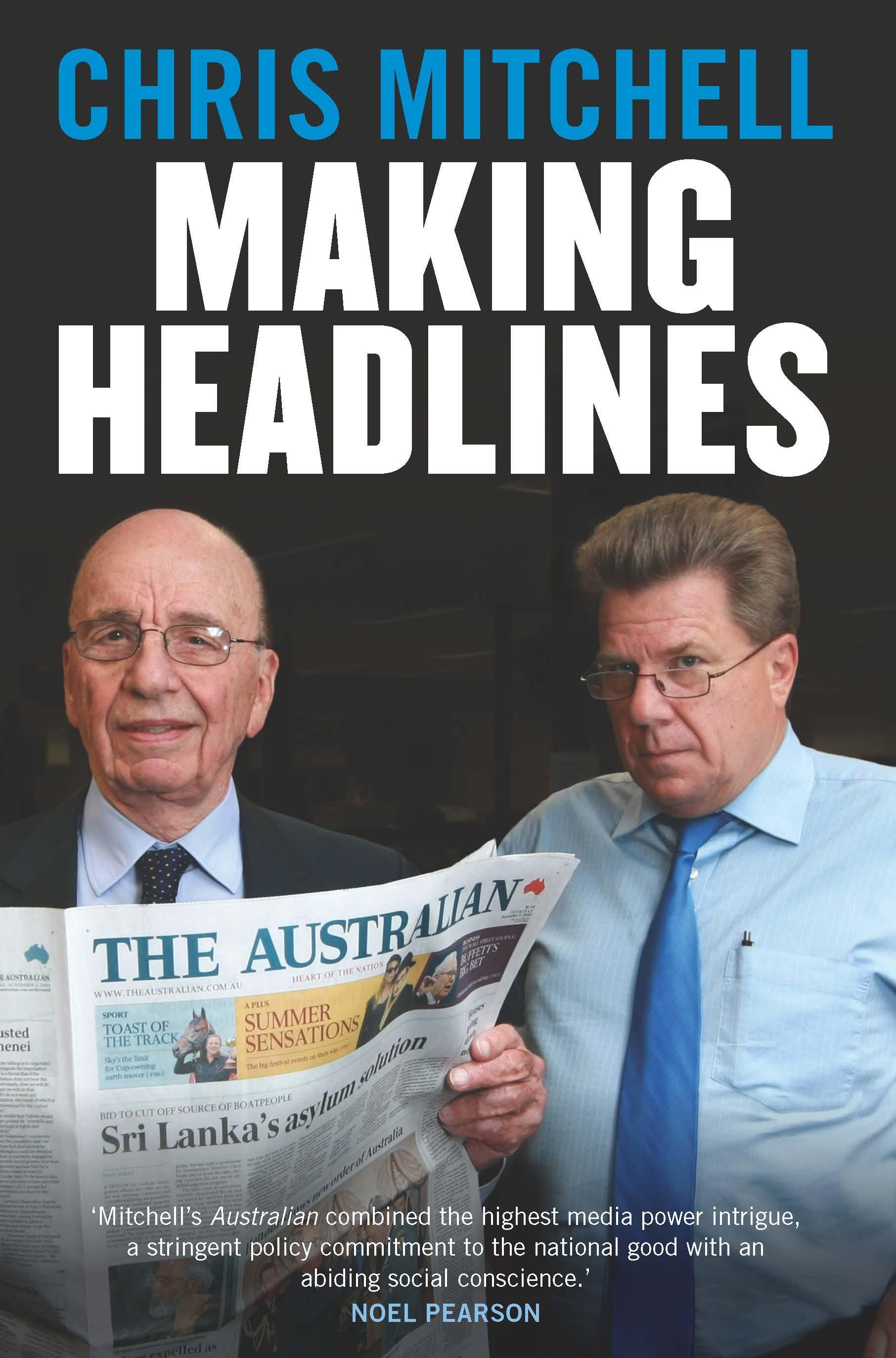 Download Ebook Making Headlines by Chris Mitchell Pdf