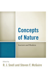 Concepts of Nature by R. J. Snell