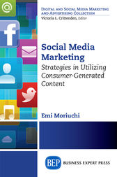 Social Media Marketing by Emi Moriuchi
