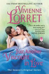 Just Another Viscount in Love by Vivienne Lorret