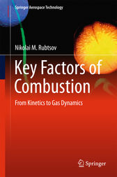 Key Factors of Combustion by Nikolai M. Rubtsov