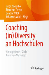 Coaching (in) Diversity an Hochschulen by Birgit Szczyrba