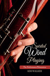 Spirited Wind Playing by Kim Walker