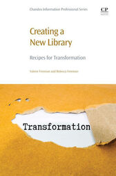 Creating a New Library by Valerie Freeman