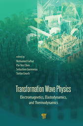 Transformation Wave Physics by Mohamed Farhat