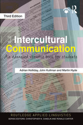 Intercultural Communication by Adrian Holliday