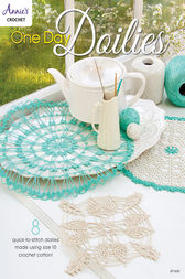 One Day Doilies by Annie's