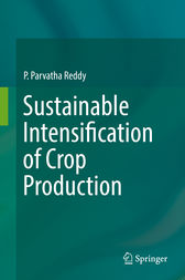 Sustainable Intensification of Crop Production by P. Parvatha Reddy