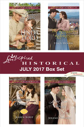 Love Inspired Historical July 2017 Box Set by Linda Ford