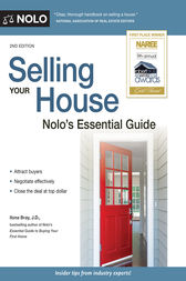 Selling Your House by Ilona Bray