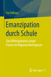 Emanzipation durch Schule by Eva Dalhaus