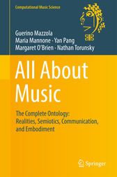 All About Music by Guerino Mazzola