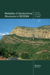 Reliability of Geotechnical Structures in ISO2394 by K.K. Phoon