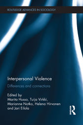 Interpersonal Violence by Marita Husso