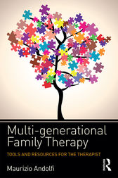 Multi-generational Family Therapy by Maurizio Andolfi