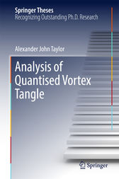 Analysis of Quantised Vortex Tangle by Alexander John Taylor