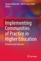 Implementing Communities of Practice in Higher Education by Jacquie McDonald