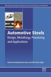 Automotive Steels by Radhakanta Rana