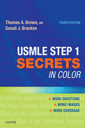 USMLE Step 1 Secrets in Color E-Book by Thomas A. Brown