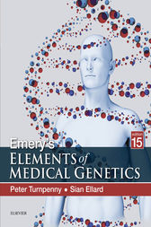 Emery's Elements of Medical Genetics E-Book by Peter D Turnpenny
