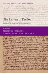 The Letters of Psellos by Michael Jeffreys