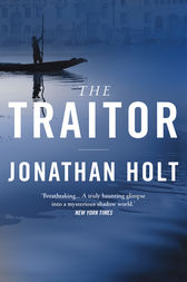The Traitor by Jonathan Holt