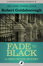 Fade to Black by Robert Goldsborough