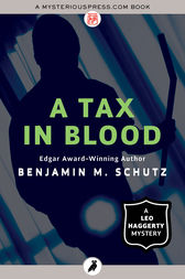 A Tax in Blood by Benjamin M. Schutz