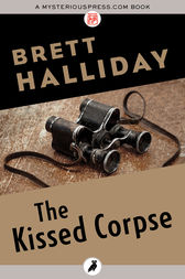 The Kissed Corpse by Brett Halliday