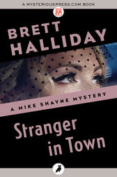 Stranger in Town by Brett Halliday