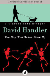 The Boy Who Never Grew Up by David Handler