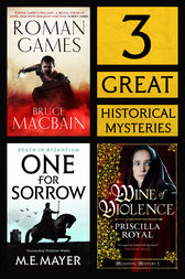 3 Great Historical Mysteries by Bruce Macbain