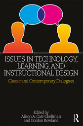 Issues in Technology, Learning, and Instructional Design by Alison A. Carr-Chellman