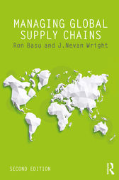 Managing Global Supply Chains by Ron Basu