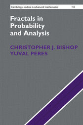 Fractals in Probability and Analysis by Christopher J. Bishop