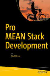 Pro MEAN Stack Development by Elad Elrom