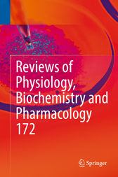 Reviews of Physiology, Biochemistry and Pharmacology, Vol. 172 by Bernd Nilius